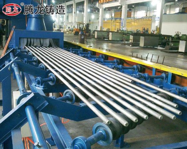 北京鋼筋線材圓鋼拋丸清理機